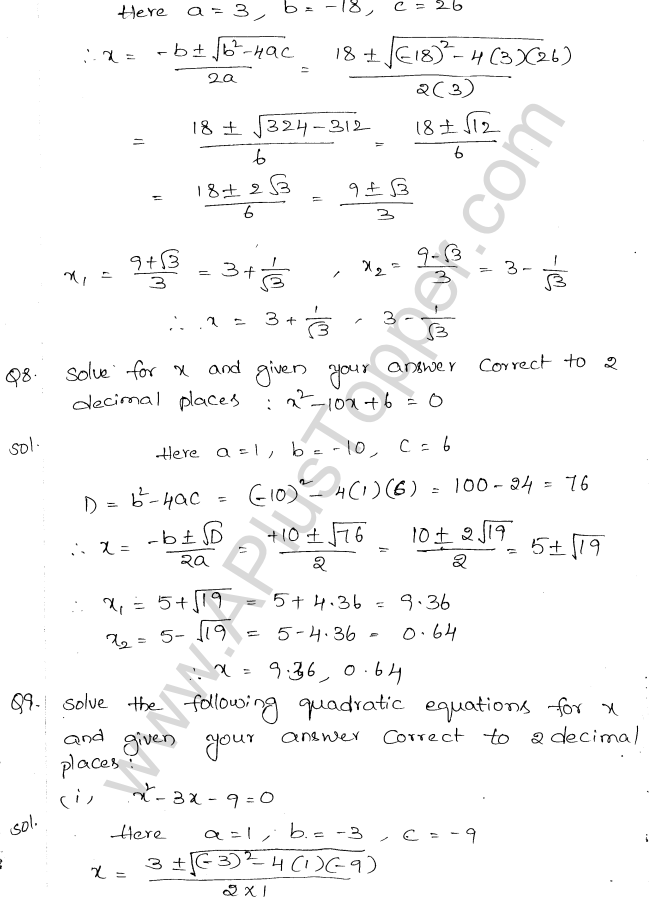 ml-aggarwal-icse-solutions-for-class-10-maths-chapter-5-quadratic-equations-in-one-variable-22