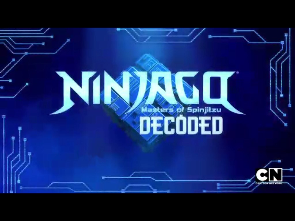 Ninjago Decoded - Cartoon Network recap episodes
