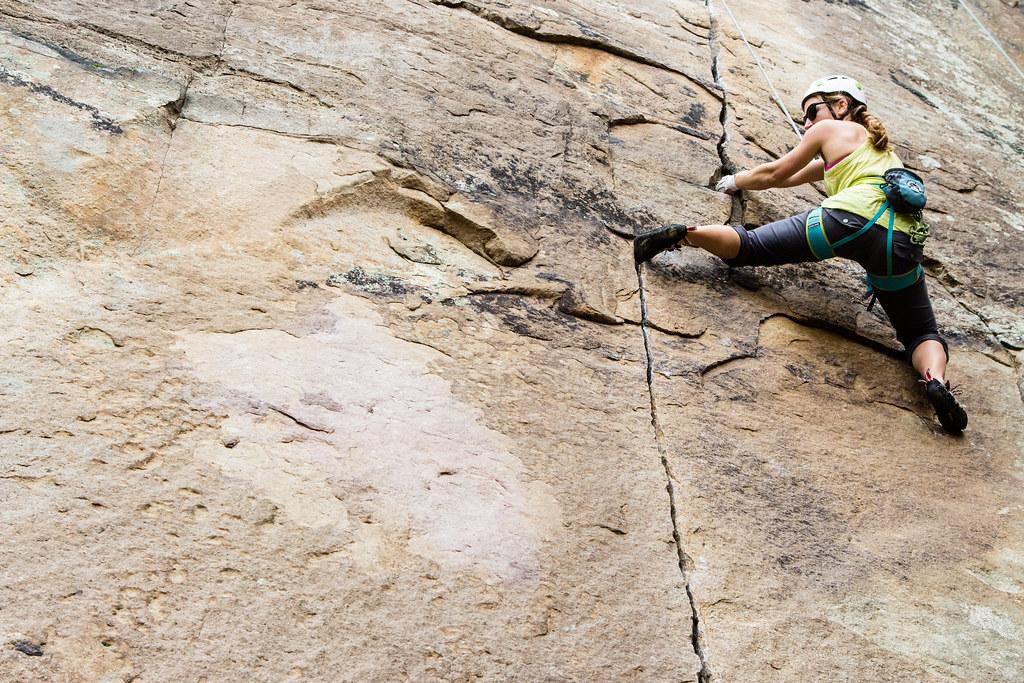 Chattanooga Climbing