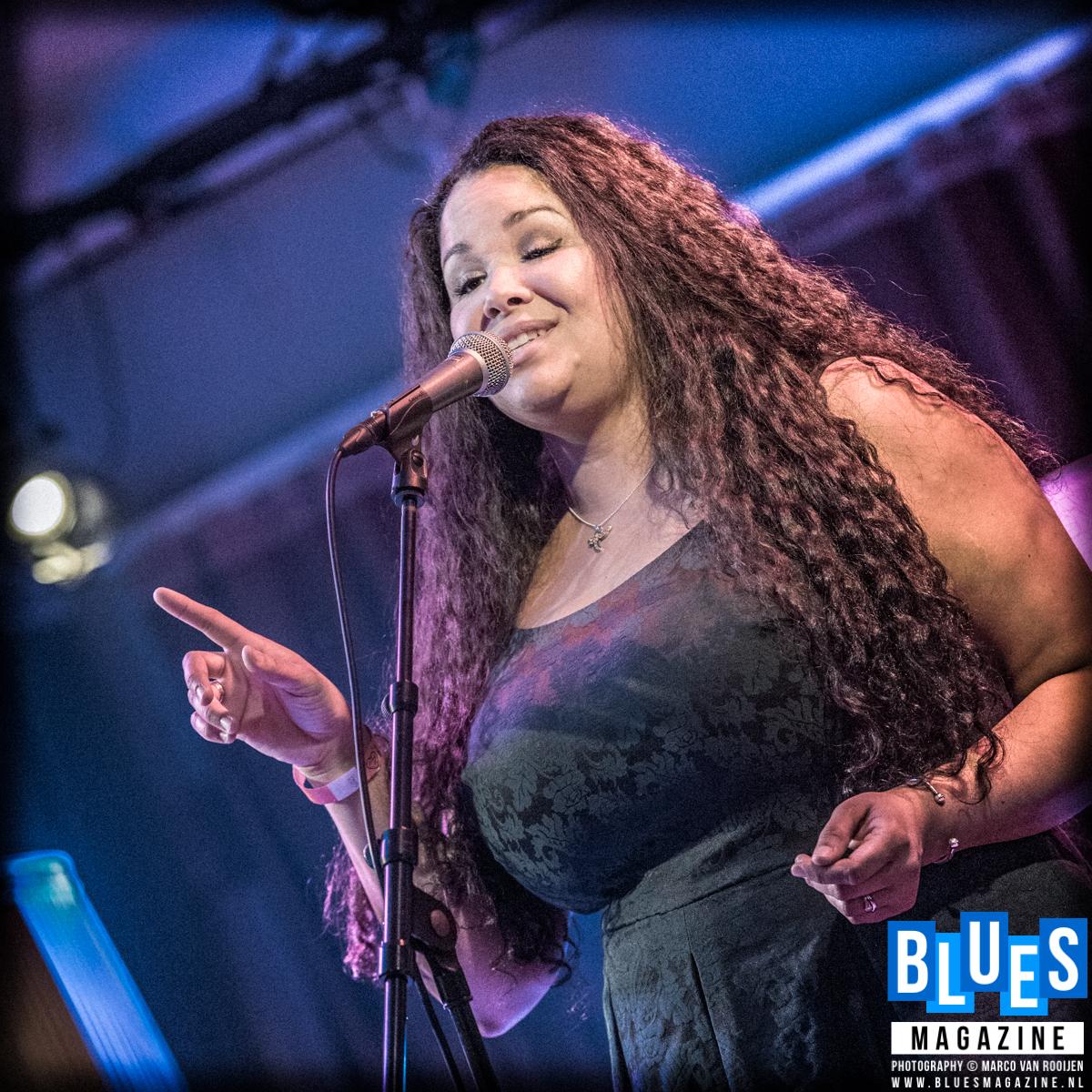 Flirting with The Blues 2017 - Kyla Brox