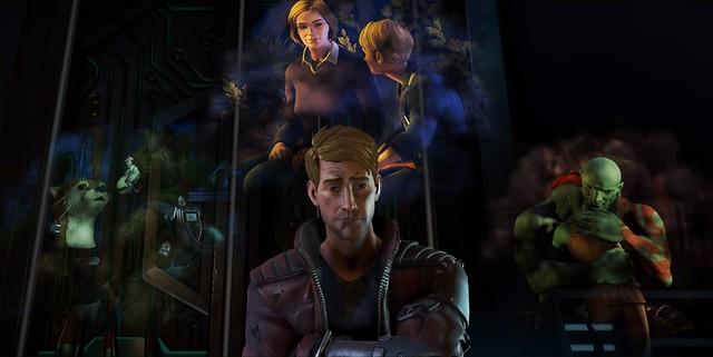 Galaxy Episode 5 Muhafızları - Eternity Forge
