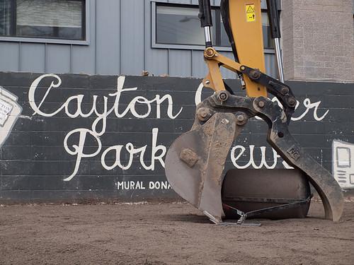 cayton corner park at 19th and madison