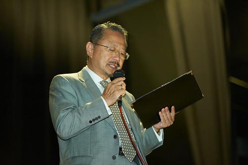 Excelentísimo Cónsul de Japón Watanabe Naohito