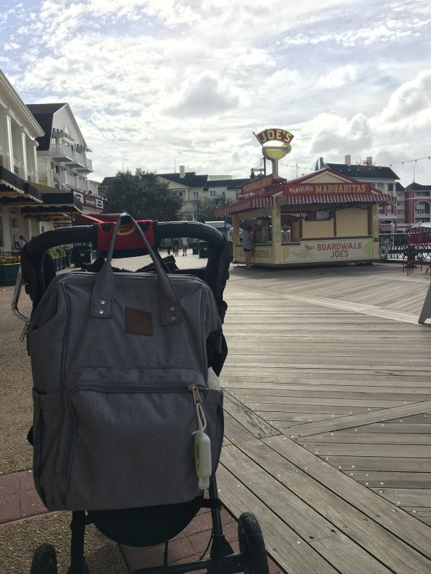 Best Diaper Bag for Disney Parks