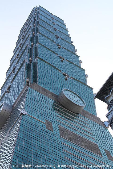 台北101觀景台