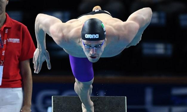 21° Euro Meet, prima tappa della LEN Swimming Cup: 15 azzurri convocati