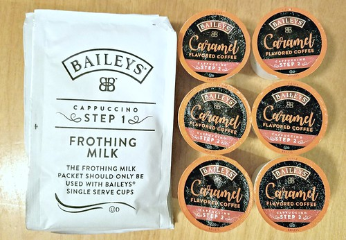 Bailey's Caramel Cappuccino Review