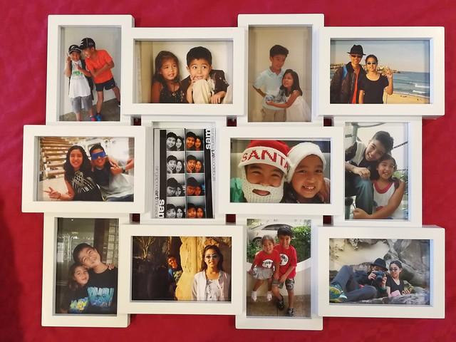 Canon Collage of Photos