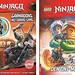 LEGO Ninjago Sons of Garmadon books