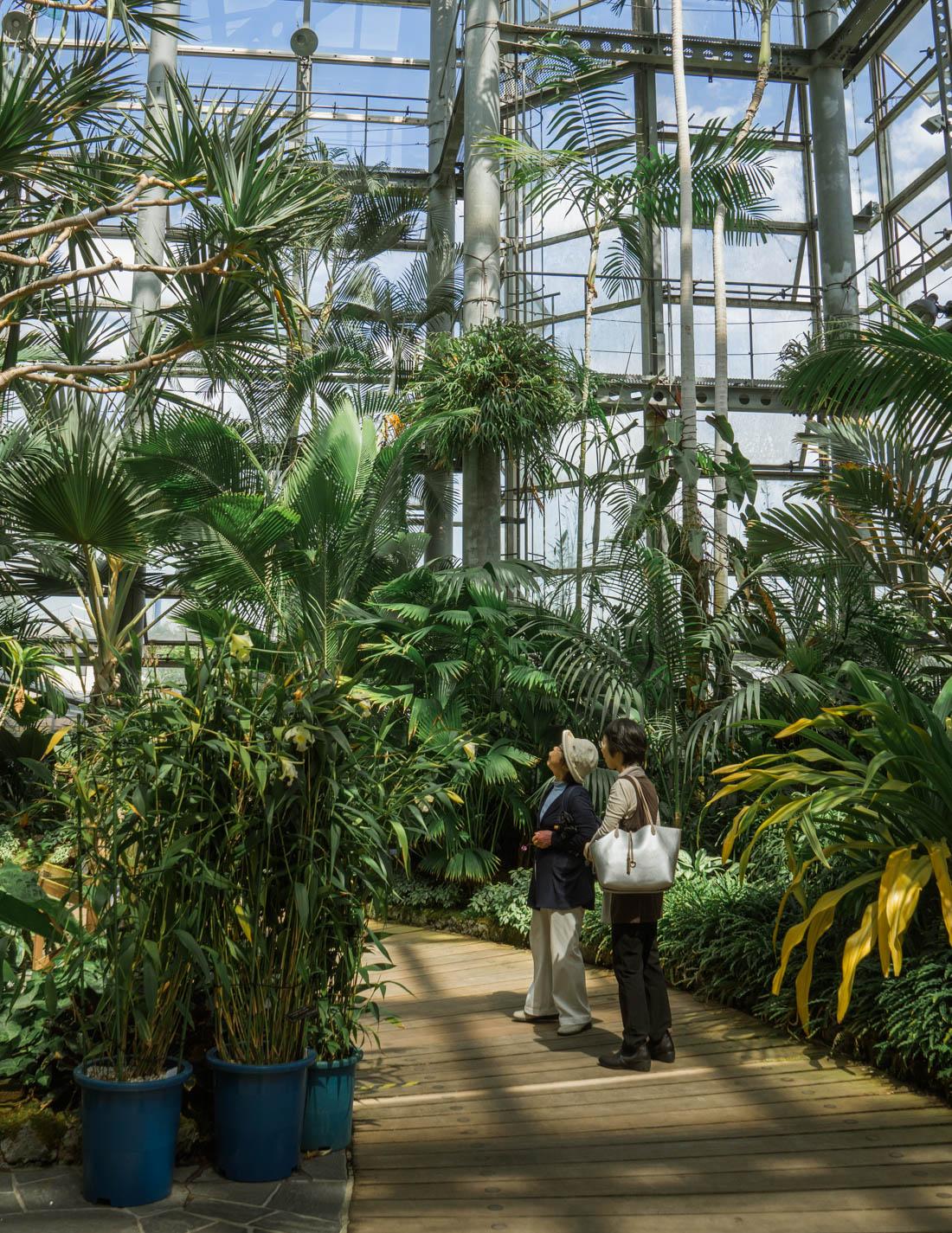 Tsurumiryokuchi Expo '90 Commemorative Park Botanical Garden