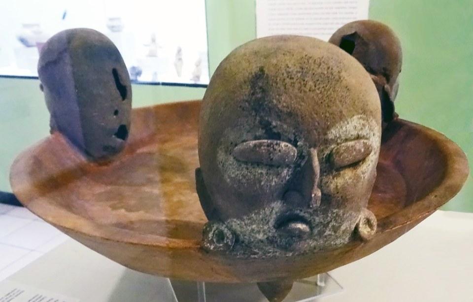 Museo Popol Vuh Periodo Preclasico Ciudad de Guatemala 17