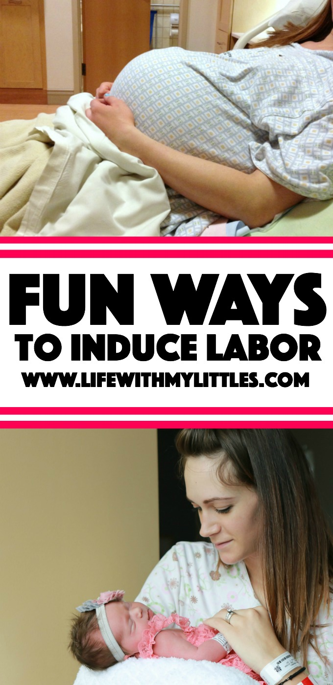 Full term and can't stand being pregnant any longer? Here are nine fun, safe ways to try to induce labor. Get that baby out!