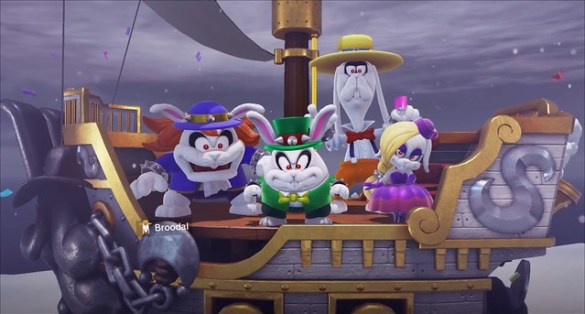 Super Mario Odyssey - Broodal