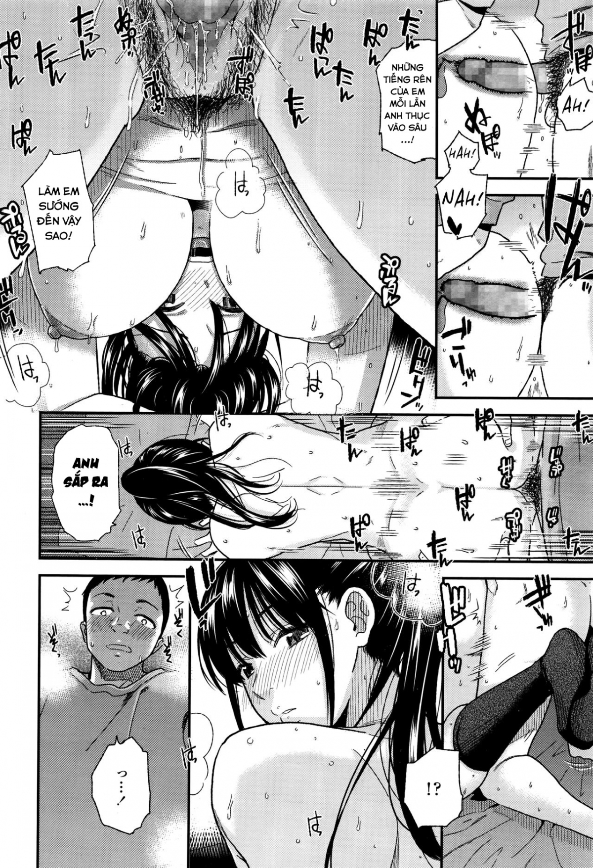 Hình ảnh  in Truyện Sex Hentai Vạch Ngang giữa Mất Trinh Và Còn Trinh