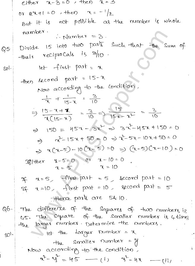 ml-aggarwal-icse-solutions-for-class-10-maths-chapter-5-quadratic-equations-in-one-variable-35