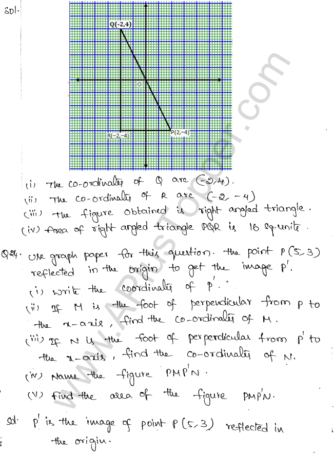 ml-aggarwal-icse-solutions-for-class-10-maths-chapter-10-reflection-13