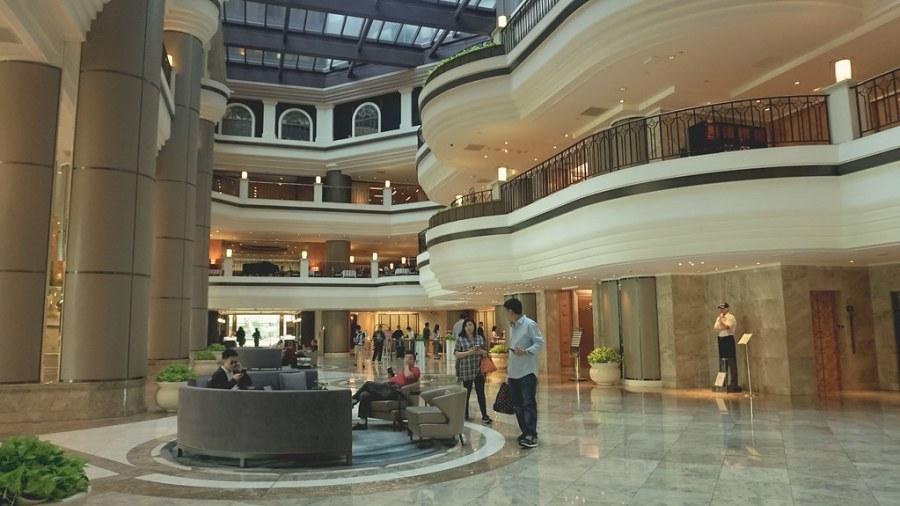 Grand Hyatt Taipei Hotel lobby (21 of 91)