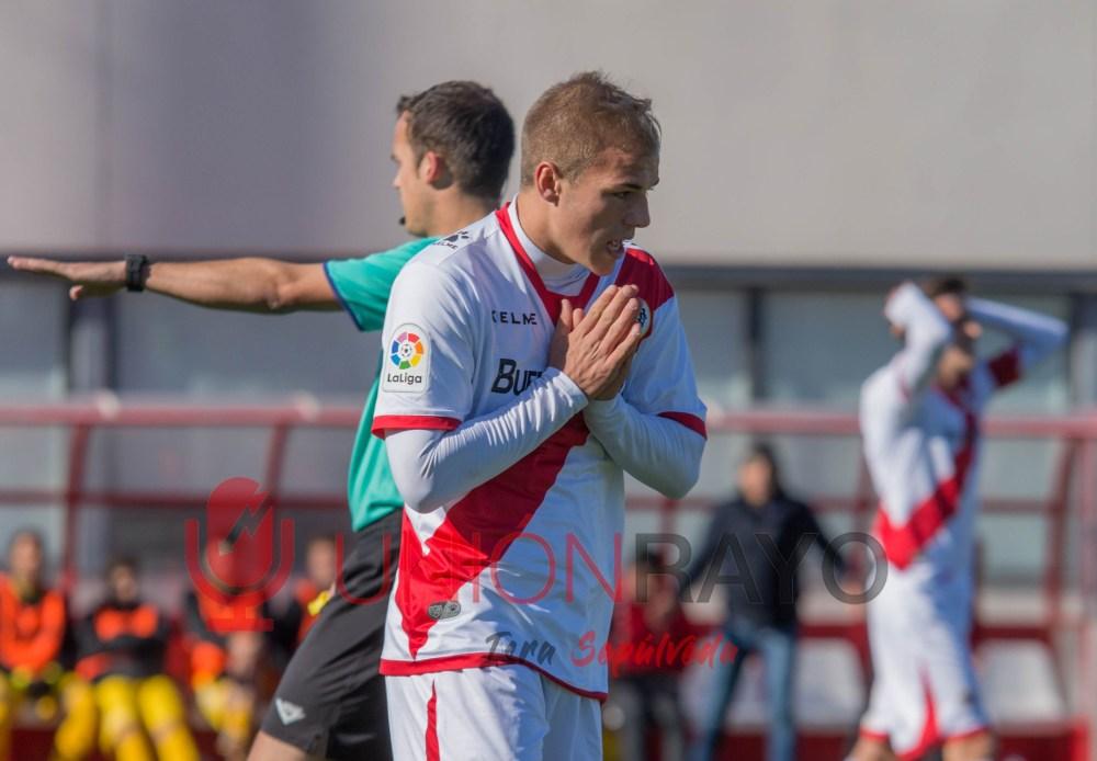 Rayo B 0-1 Alcobendas Sport