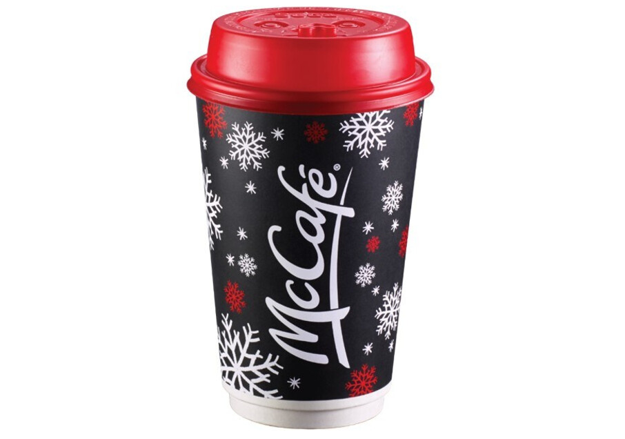 McDonalds 1 for Any Size Coffee November 13 to December