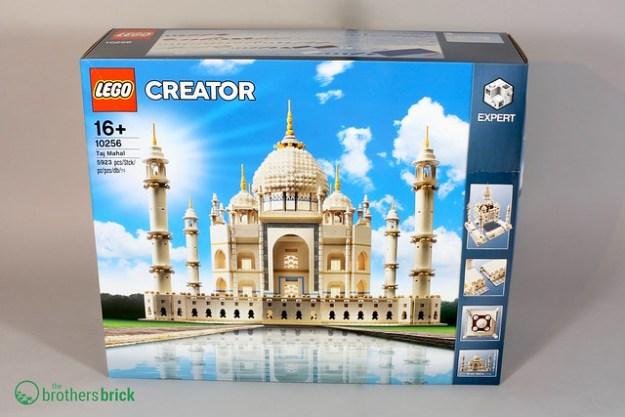 Creator Expert 10256 Taj Mahal Legos 2nd Biggest Set Ever Review