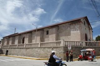Templo de Yauri (Prelatura de Sicuani)