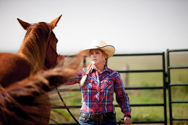 A Tough Calling, an incredible journey, Gorilla Glass, cowgirl, the south dakota cowgirl