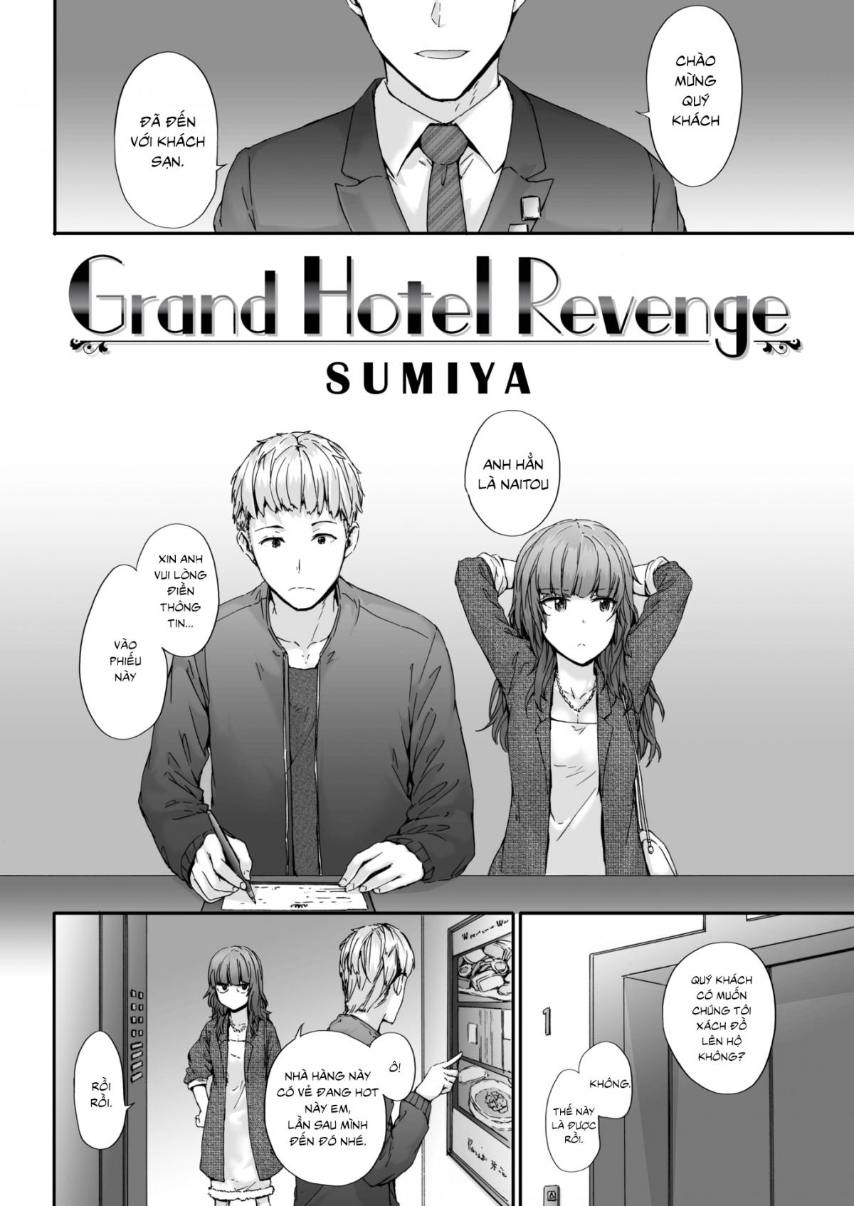 Hình ảnh  in Grand Hotel Revenge