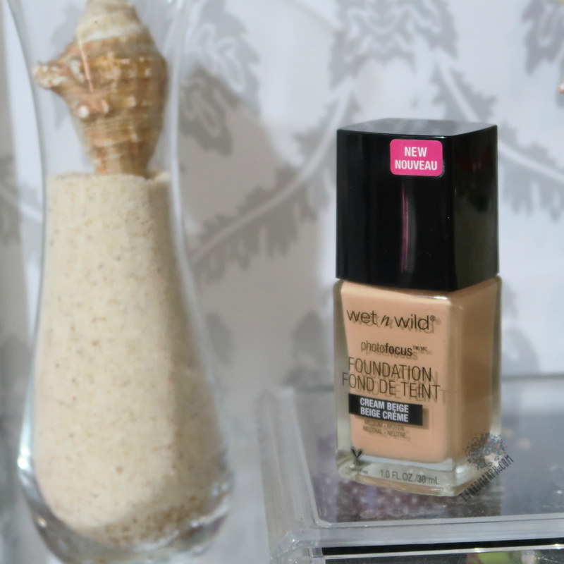 Wet 'n' Wild Photo Focus Foundation For Oily Skin_Product Review