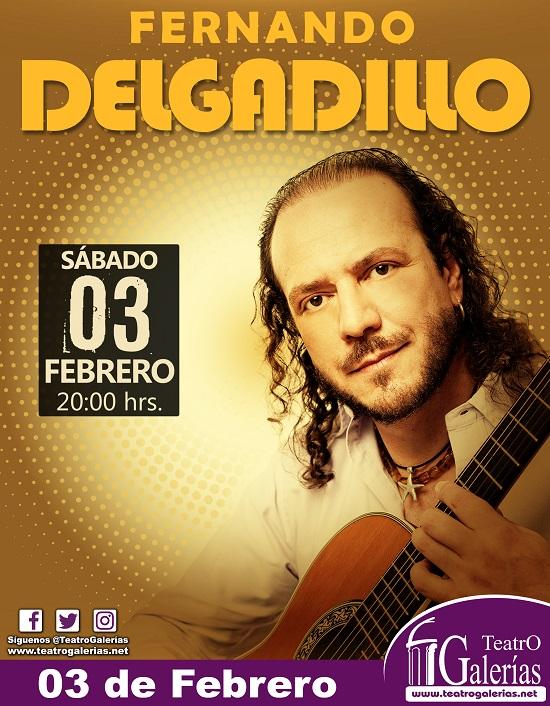 2018.02.03 FERNANDO DELGADILLO