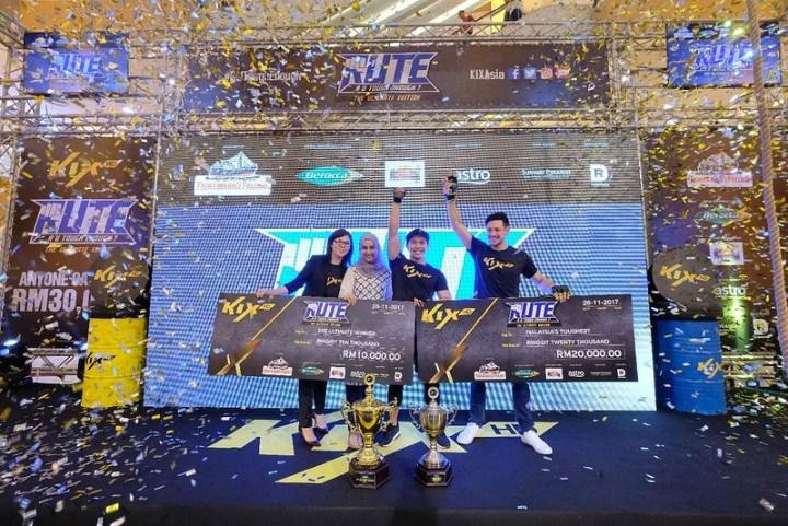 IMAGE 1 - Vincent Mallang crowned The Ultimate Winner of R U Tough Enough