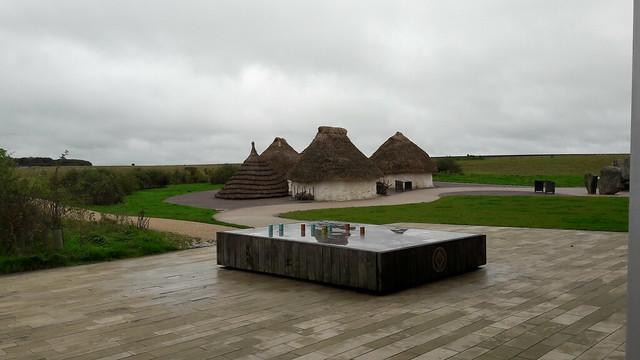 Centro de Visitantes Stonehenge