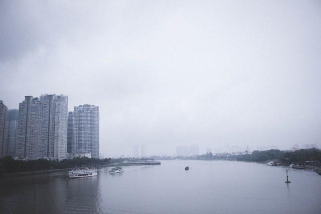 VIETNAM SAIGON RIVER