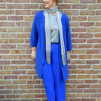 Outfit of the week: Bright colours in autumn