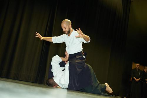 Daitô ryû aikijujutsu