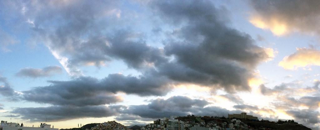Cielos en Las Palmas de Gran Canaria 12