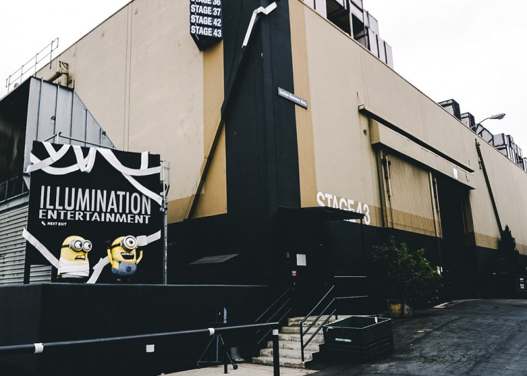 Universal Studios Studio Tour