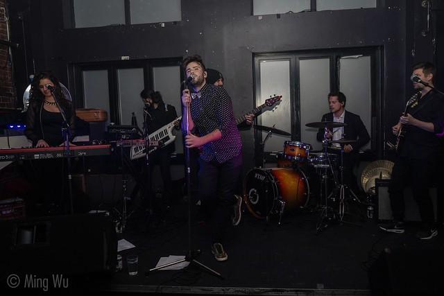 Harea Band @ Mercury Lounge