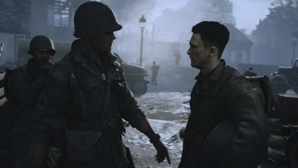 Call of Duty WW2 - Pierson