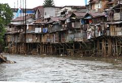 Ciliwung River Side