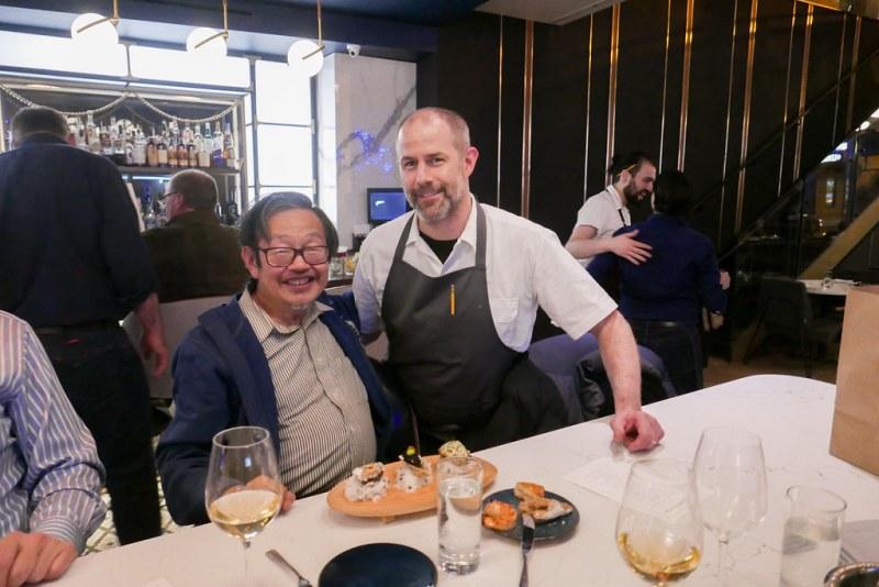 Chef Nate Henssler of Portsmith
