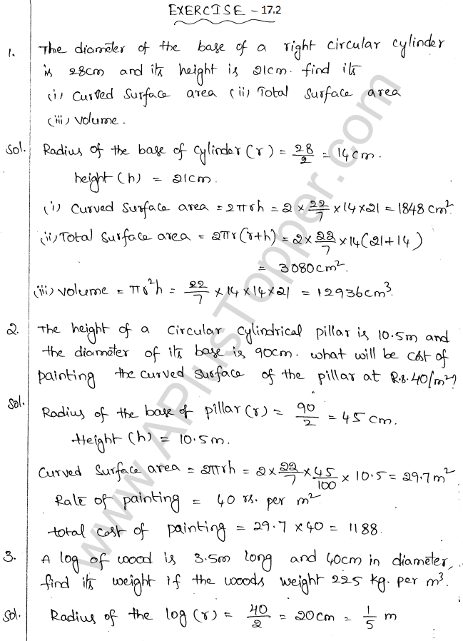 ml-aggarwal-icse-solutions-for-class-10-maths-ch-17-Mensuration-33