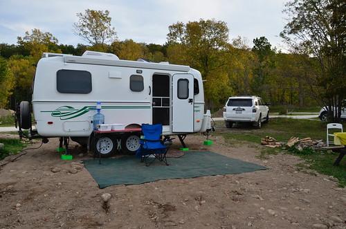 Wairton Cape Croker camping