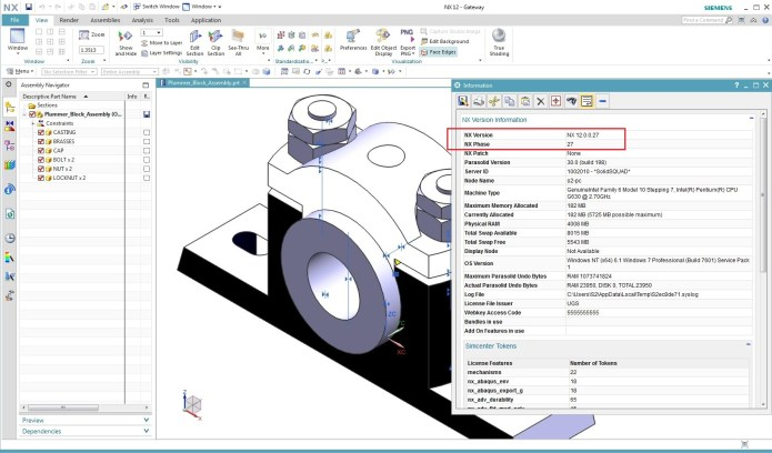 Design with Siemens PLM NX 12.0.0 for Linux full crack