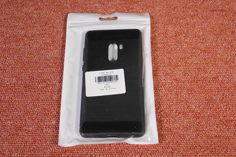 Xiaomi Mi Mix 2 の保護ガラスを貼る (1)