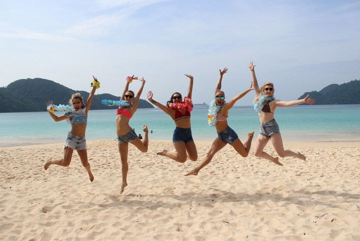 Pengalaman Belayar ke Pulau Macleod Bersama Star Cruises