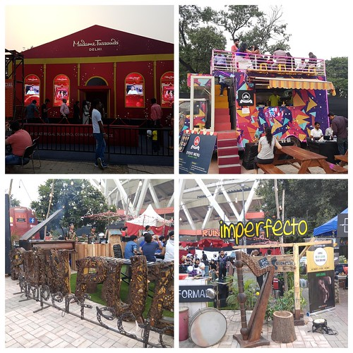 hungrynomads the grub fest 2017 food festival delhi