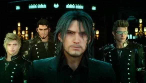 Final Fantasy XV Episode Ignis - Allternate Ending