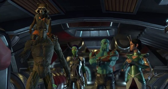 Guardians of the Galaxy Episode 5 - The Speech