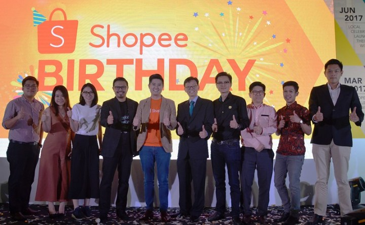 Shopee - 2nd Birthday - Image D