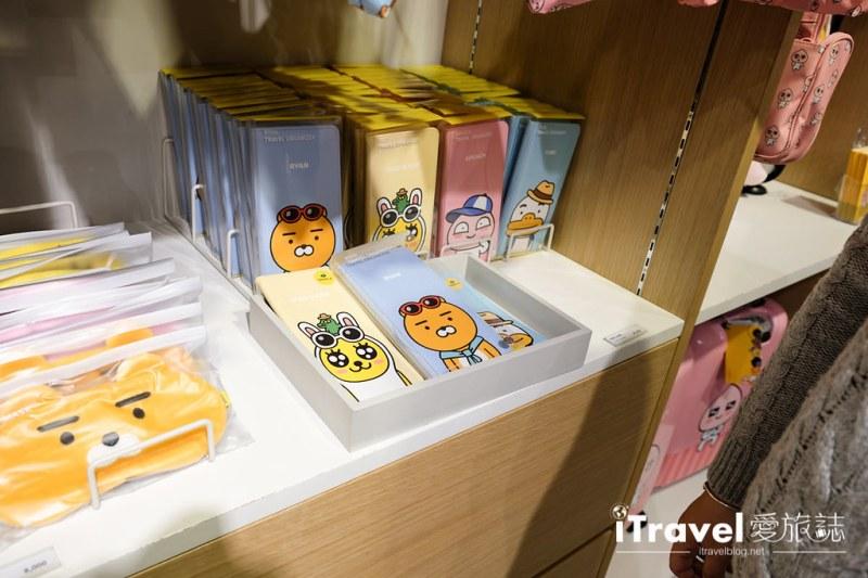 《首爾購物商場》Kakao Friends Store:弘大旗艦店2016年開幕